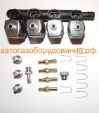 Рейка инжекторов Rail ig5 4 цилиндра