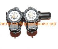Рейка LOVATO Easy Fast  KP - 2 цилиндра 238606000