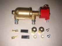 Газовый клапан ATIKER 8 мм.