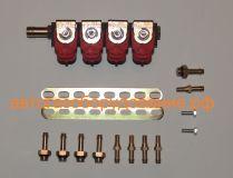 Рейка инжекторная VALTEK type 30 4 цилиндра