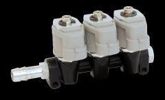 Рейка инжекторов Rail IG8 3 цилиндра