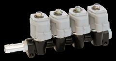 Рейка инжекторов Rail IG8 4 цилиндра